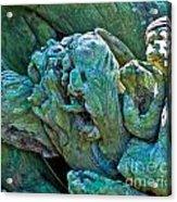 Gargoyles In Mangrove Acrylic Print