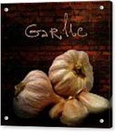 Garlic II Acrylic Print