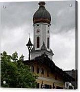 Garmisch Partenkirchen  Acrylic Print