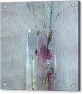 Garofano Per Lei Acrylic Print