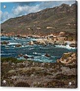 Garrapata Coast Acrylic Print