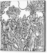 Gart Der Gesuntheit, 1485 Acrylic Print