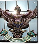 Garuda Acrylic Print