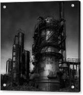 Gas Works Park Acrylic Print