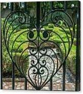 Gate Keeper Acrylic Print