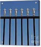 Gate Acrylic Print