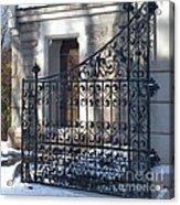 Gate To Cedar Hill Acrylic Print