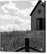 Gate To Faith  Acrylic Print