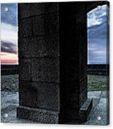 Gate To Heaven Acrylic Print