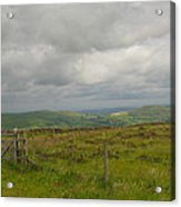 Gate To The Peak District Acrylic Print