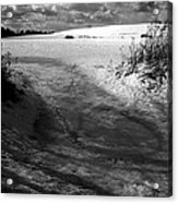 Gate To Winter Acrylic Print