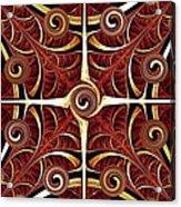 Gates Of Balance Acrylic Print