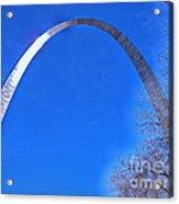 Gateway Arch St Louis 03 Acrylic Print