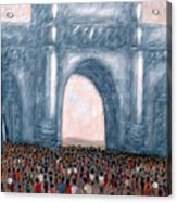 Gateway Of India Mumbai 2 Acrylic Print