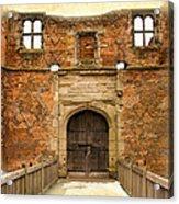 Gateway To History Acrylic Print