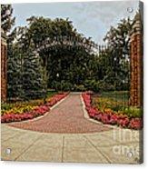Gateway To Ndsu Acrylic Print
