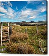 Gateway To The Mountains Acrylic Print