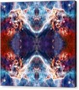 Gateway To The Universe - Carina Nebula Acrylic Print