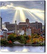 Gatineau Quebec Acrylic Print