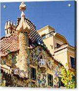 Gaudi Apartment Acrylic Print