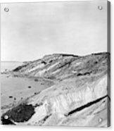 Gay Head Cliffs, C1903 Acrylic Print