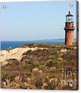Gay Head Lighthouse Acrylic Print