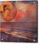 Gemini Rise Acrylic Print