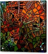 Gen004-am Acrylic Print