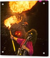 Gene Simmons Acrylic Print