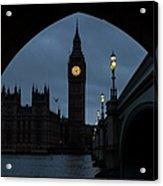 General Election 2015 Week Six Acrylic Print