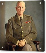 General George C Marshall Acrylic Print