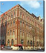 General Post Office Zagreb Acrylic Print