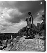 General Warrens Finest Hour Acrylic Print by James Brunker