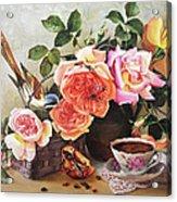 Generous Blooming Acrylic Print