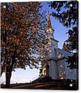 Genesee Church Acrylic Print