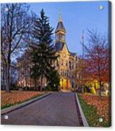 Geneva College Acrylic Print