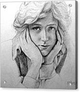 Genevieve Acrylic Print