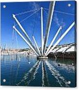 Genova - Porto Antico Acrylic Print