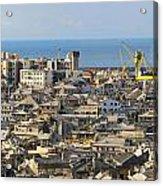 Genova. Panoramic View Acrylic Print