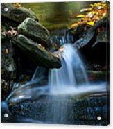 Gentle Little Falls Acrylic Print