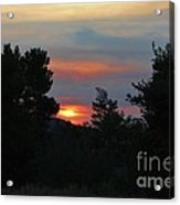 Gentle Sunrise... Acrylic Print