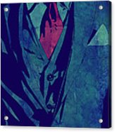 Gentleman Acrylic Print