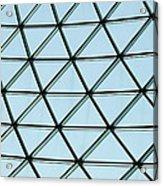 Geometric Charm Acrylic Print