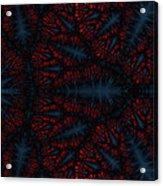 Geometric Patterns No. 19 Acrylic Print