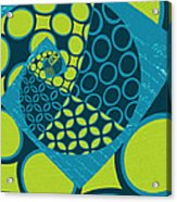 Geomix 14 - Sp01 Acrylic Print