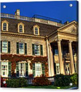 George Eastman House Hdr Acrylic Print