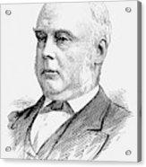 George Glyn (1824-1887) Acrylic Print