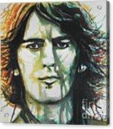 George Harrison 01 Acrylic Print
