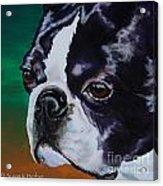 George Acrylic Print