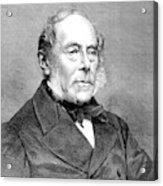 George Villers (1800-1870) Acrylic Print